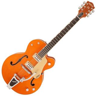Gretsch G6120SSLVO Brian Setzer Nashville, 3-Ply Maple, Orange