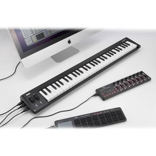 Korg microKEY 61 Key USB MIDI Keyboard 3