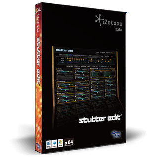iZotope Stutter Edit Virtual Effect Plugin
