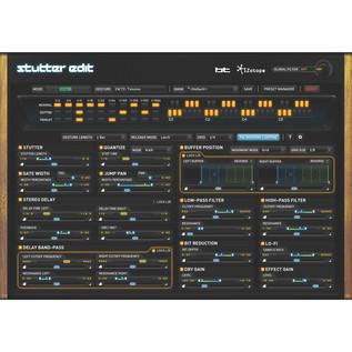 iZotope Stutter Edit Virtual Effect Plugin