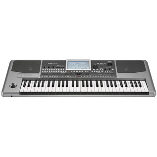Korg PA900 Professional Arranger Keyboard with Stand and Amplifier 1
