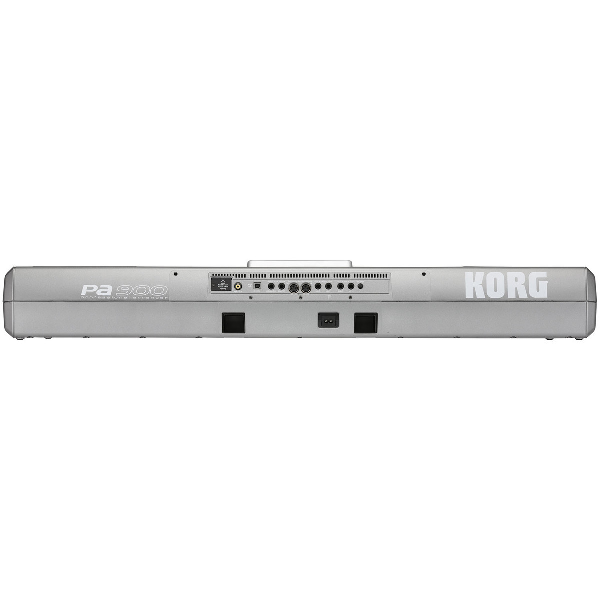 Korg PA900 Professional Arranger Keyboard with Stand and Amplifier 2