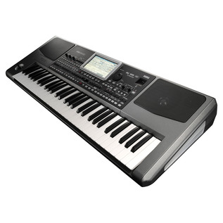 Korg PA900 Professional Arranger Keyboard with Stand and Amplifier 3