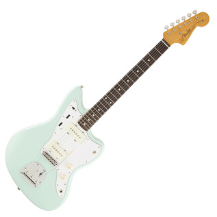 Fender 60s Jazzmaster Lacquer Electric Guitar, Surf Green