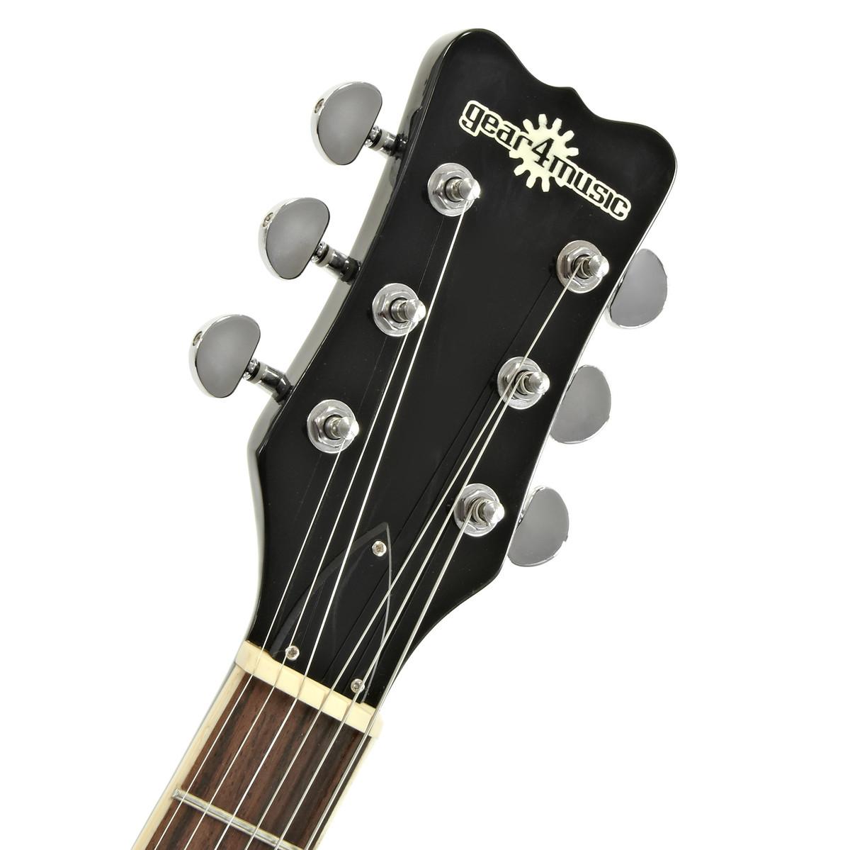 new jersey gaucher guitare lectrique par gear4music. Black Bedroom Furniture Sets. Home Design Ideas