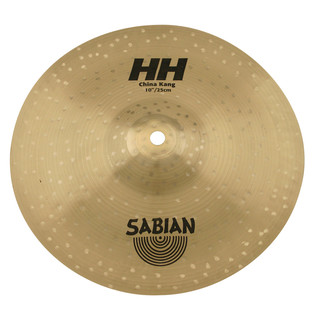 Sabian HH 10'' China Kang Cymbal, Brilliant Finish