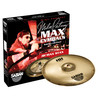 "Sabian HH Mid Max Stax Cymbal Pack, 10"" China, 10"" Splash"