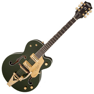 Gretsch G6120 Chet Atkins Hollow Body, Ltd Cadillac Green