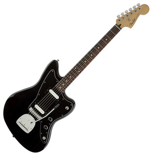 Fender Standard Jazzmaster HH Electric Guitar, Black