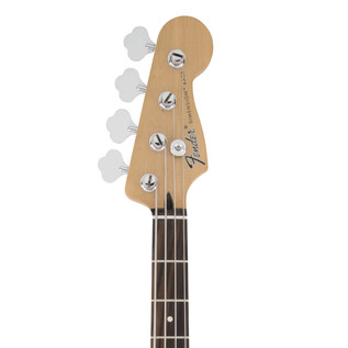 Fender Standard Dimension Bass IV, Ghost Silver