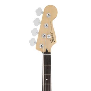 Fender Standard Jaguar Bass, Olympic White