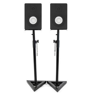 SubZero SZ-4A Studio Monitors (Pair) with Stands