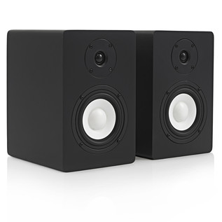 SubZero SZ-6A Studio Monitors (Pair) with Stands