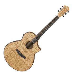 Ibanez AEW40AS Electro Acoustic Guitar, Figured Ash