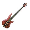 Ibanez SR750-NTF 4 String Bass Guitar, Natural Flat