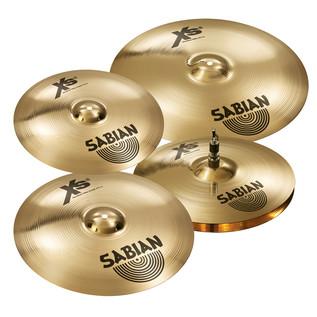Sabian XS20 Performance Set Cymbals + Free Gift