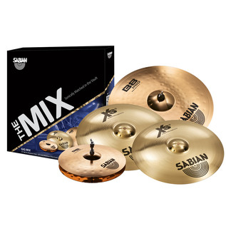 Sabian Gig Mix Pack