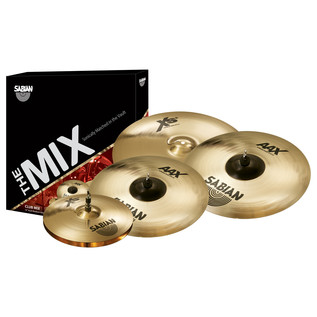 Sabian Club Mix Pack