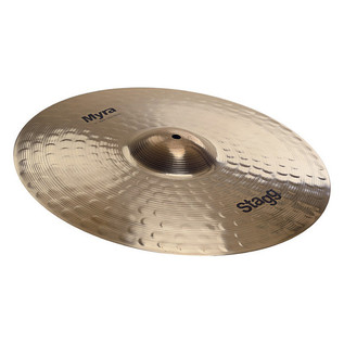 Stagg Myra 19'' Heavy Rock Crash Cymbal
