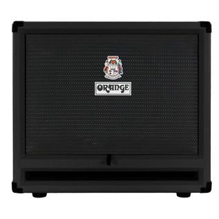 Orange OBC212 Bass Guitar Speaker Cabinet, Black