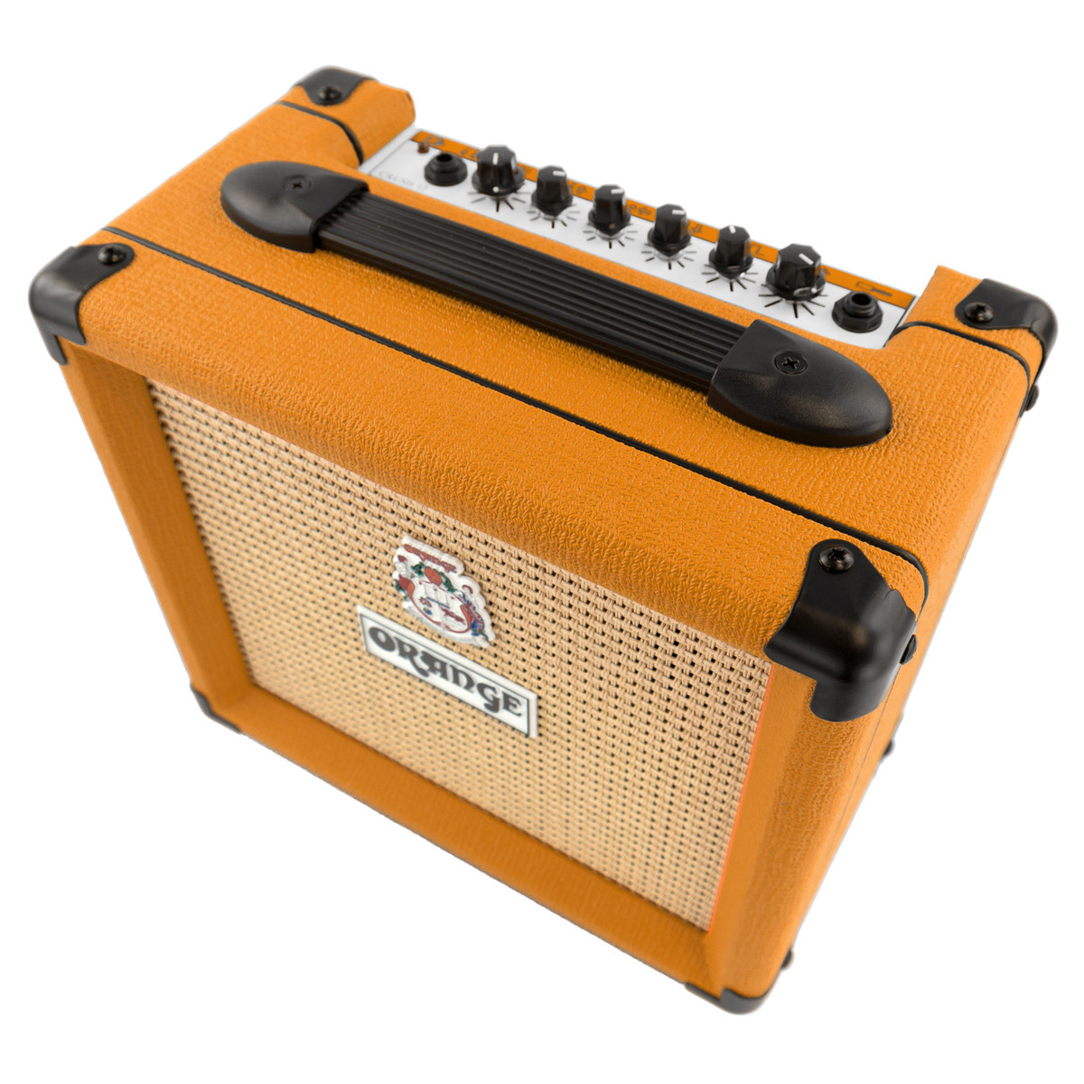 orange crush 12 guitar combo amp at. Black Bedroom Furniture Sets. Home Design Ideas