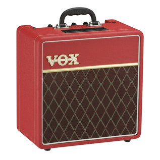 Vox AC4C1 Limited Edition Valve Amplifier, Red