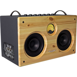 Ashdown B-Social Bass Amplification & Entertainment, Wood Front