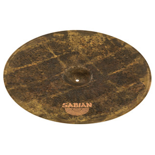 Sabian Big and Ugly HH 22'' Nova Ride, Cymbal Bottom