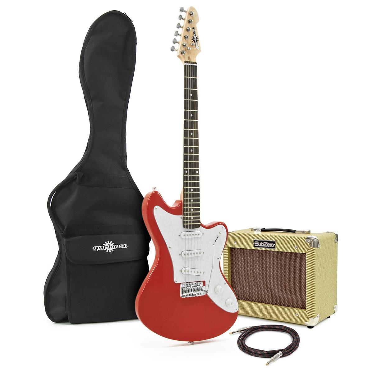 pack guitare lectrique seattle et ampli de guitare. Black Bedroom Furniture Sets. Home Design Ideas