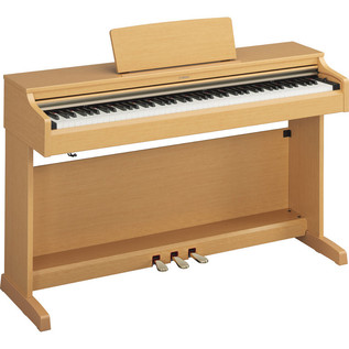 Yamaha Arius YDP-162C Digital Piano, Light Cherry