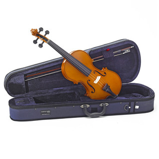 Andreas Zeller Violin Outfit, 1/2