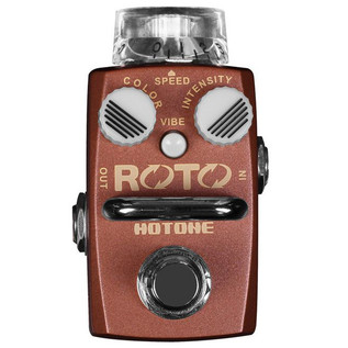 Hotone ROTO Vintage Rotary Speaker Micro Effects Pedal