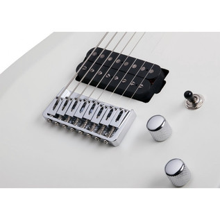 Schecter C-8 Deluxe, Bridge