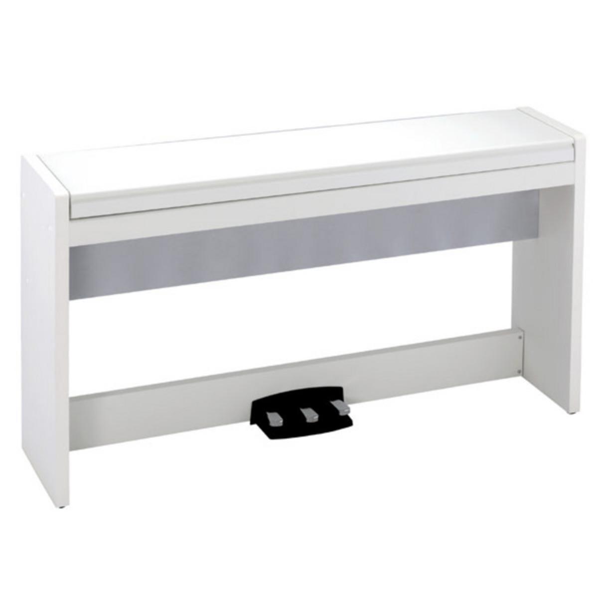 Korg lp 380 piano digital blanco seminuevo en gear4music com