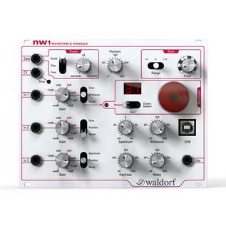Waldorf NW1 Wavetable Eurorack Module