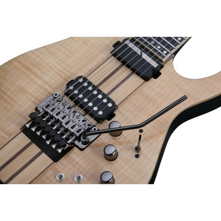 Schecter Banshee Elite-7 FR S, Bridge