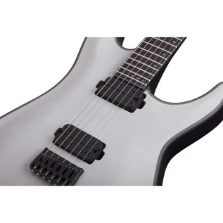 Schecter Keith Merrow KM-6, Pickups