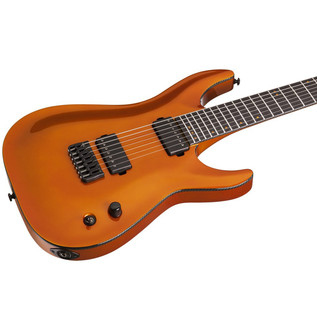 Schecter Keith Merrow KM-7, Body