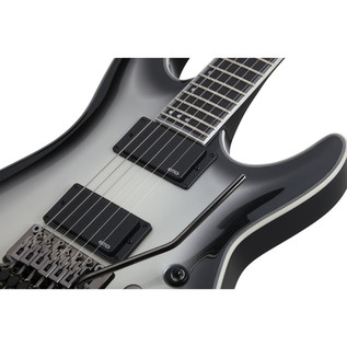 Schecter Jake Pitts C-1 FR, Bridge & Pickups