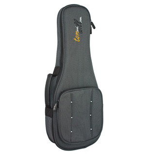 Tom and Will Deluxe Soprano Ukulele Gig Bag, Carbon