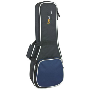Tom and Will Deluxe Soprano Ukulele Gig Bag, Navy and Black