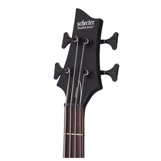 Stiletto Stealth-4 Bass Guitar, Black