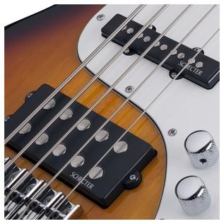 Schecter Stiletto Vintage-5 Bass Guitar