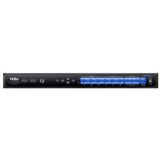 Motu 112D Thunderbolt AVB and USB Audio Interface, Front