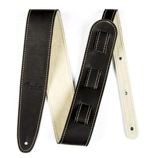 Fender Ball Glove Leaver Strap, Black