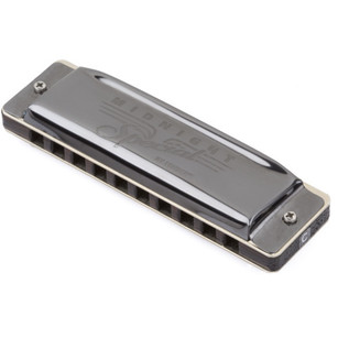Fender Midnight Harmonica, Key of G