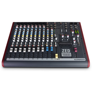 Allen and Heath ZED Power 1000 Mixer