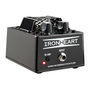 Laney Ironheart IRT-PULSE Tube Pre-Amp With Usb Interface