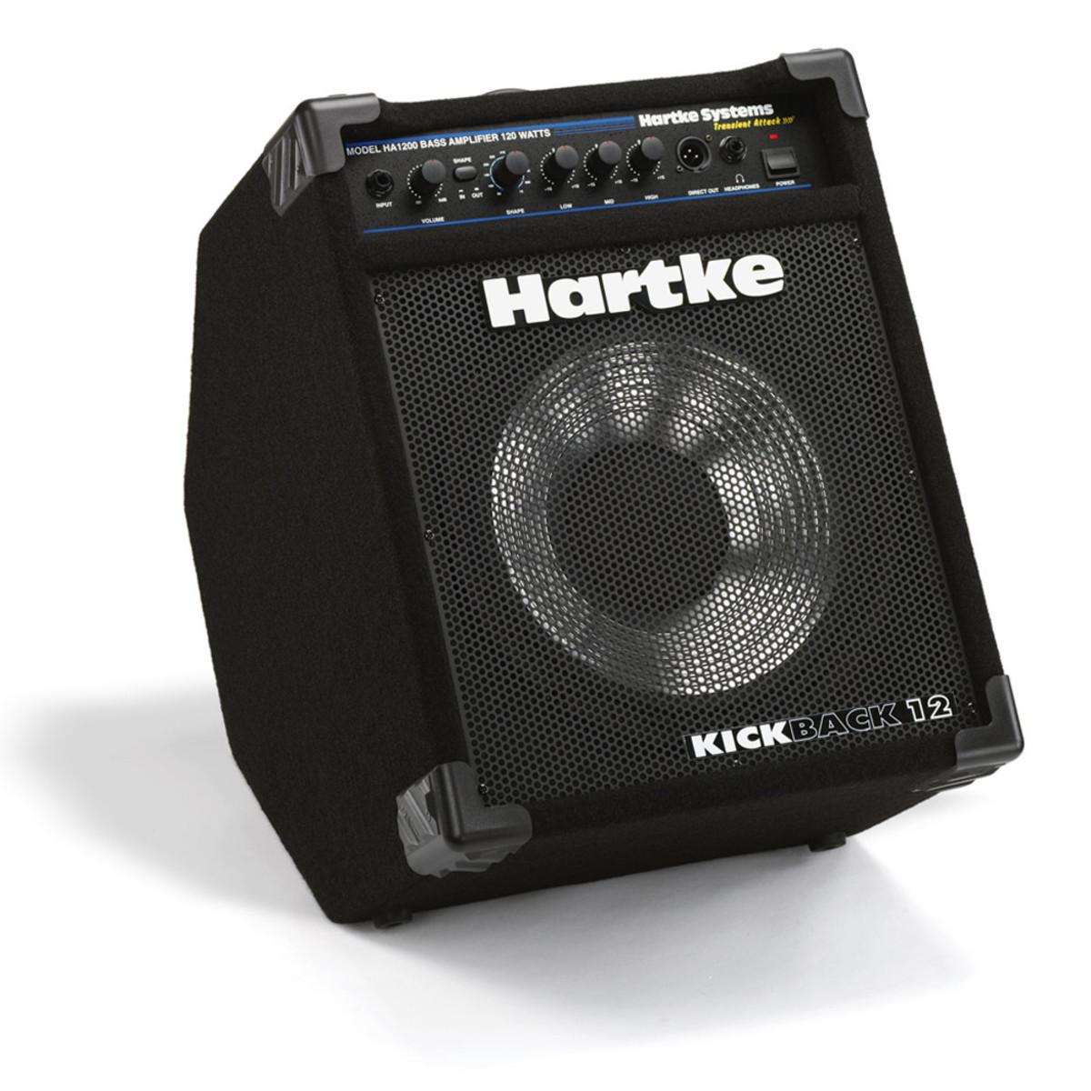 hartke kickback kb12 bass combo at. Black Bedroom Furniture Sets. Home Design Ideas
