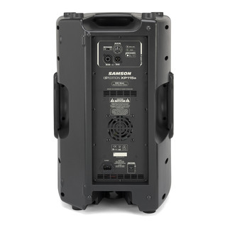 Samson Expedition XP115A Active PA Speaker, Rear